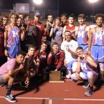 2018 TRC Boys Track and Field Champions