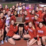 2018 TRC Girls Track and Field Champions