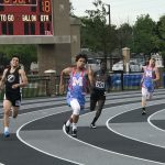 Boys Track Members Advance to Regionals