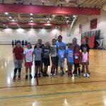 Lady Braves Basketball Academy K-5 Camp