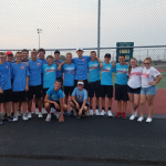 Maconaquah Boys Tennis Team starts off the season with a WIN!