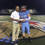 Jared Blake Earns the Mike McDonald, Indiana Farm Bureau Player-of-the-Game