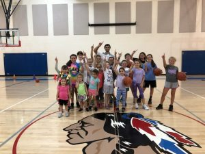 Lady Braves Homework Basketball Camp – Fall 2018