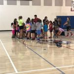 Lady Braves Homework Basketball Camp - Fall 2018