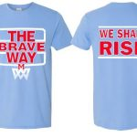 "Lady Braves Selling ""The Brave Way"" Tshirts"