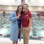 Girls Varsity Swimming beats Tippecanoe Valley 141 – 41
