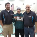 Boys Varsity Swimming beats Wabash 146 – 33
