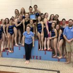Girls Varsity Swim/Dive Capture 3rd Consecutive TRC Title!