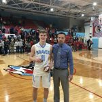 Cody Koebler Earns the Mike McDonald, Indiana Farm Bureau Impact Player-of-the-Game