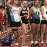 Alana Bell places 7th in Pole Vault at Small School HSR State