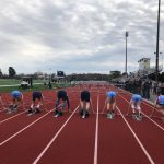 Boys Track Continues to Improve