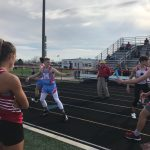 Boys Track Wins Taylor/Southwood Meet