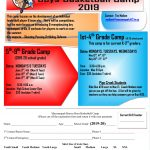 Boys Basketball Camp- For Current K-8th