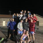 Boys' Track Finishes Runner Up at Tipton Invite