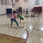 Lady Braves Biddy Ball Camp