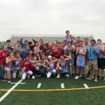 Boys' Track Wins Mac Invite