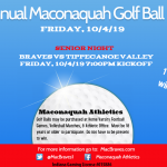 This is the Last Week to Purchase a Golf Ball for Friday's Golf Ball Drop!