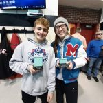 Vinny Rooker wins Western Diving Invitational