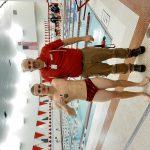 Boys Varsity Swimming falls to Oak Hill 94 – 91