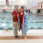 Girls Varsity Swimming beats Rochester 130 – 49