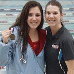 Girls Varsity Swimming beats Logansport 133 – 46