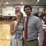 Maple Earns the Mike McDonald, Indiana Farm Bureau Impact Player-of-the-Game