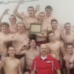 Boys Varsity Swimming/Diving Capture 5th Consecutive TRC  Title