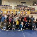 Middle School Wrestling finishes in 1st place at The Paul Hadley Middle School Invitational