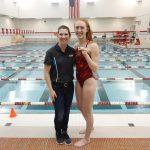 Girls Varsity Swimming beats Eastern High School – Greentown 130 – 53