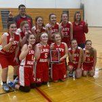 Maconaquah 8th grade Lady Braves claim championship at Southwood Invitational