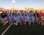 2020-21 Boys Soccer TRC Champions
