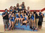 2020-21 Girls Swim/Dive TRC Champions