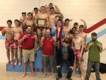 2020-21 Boys Swim/Dive TRC Champions