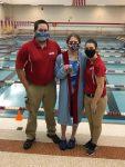Girls Varsity Swimming beats Tippecanoe Valley 125 – 44