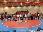 Mac Wrestling Wins Triple Dual over Southwood & Caston on Senior Night