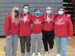 Maconaquah Girls @ Wrestling State Finals