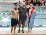 Boys Varsity Swimming beats Lewis Cass 135 – 46