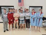 Boys finish 7th at Noblesville Sectional