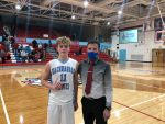 Betzner Earns the Mike McDonald, Indiana Farm Bureau Impact Player-of-the-Game