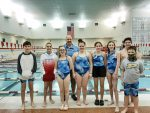 Coed Middle School Swimming beats Logansport 134 – 51