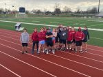 Boys Track on the Right Path