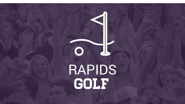 Rapids Golf team opens season with a victory!