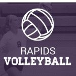 Rapids Varsity VB moves to 11-0 with 3-0 win vs Midlothian