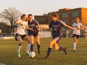 Girls JV Soccer #2