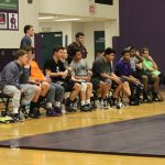 James River High School Boys Varsity Wrestling finishes 4th place