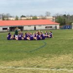 James River High School Girls Varsity Soccer beat Manchester High School 8-0