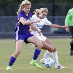 James River High School Girls Varsity Soccer beat Thomas Dale High School 10-0