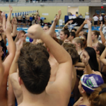 Men's Swim finishes 2nd and Women take 3rd place at All-County