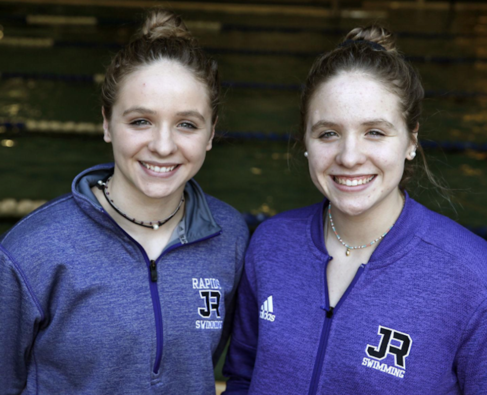 Sheble sisters recognized by Richmond.com's 804 Varsity