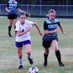 Girls Varsity Soccer beats St. Catherine's 1 – 0